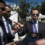 Scaramucci: 'If Reince wants to explain that he's not a leaker, let him do that'