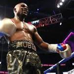 Healthy, wealthy and wise, Mayweather strolls into retirement