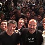 Uber's new CEO plans to take the company public in 18-36 months