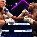 Floyd Mayweather vs. Conor McGregor play-by-play and live coverage