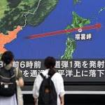 UN Condemns North Korea's Latest Missile Tests, but Takes No Action