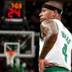 Uncertainty about Isaiah Thomas' hip after guard's physical in Cleveland