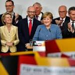 Angela Merkel Is Headed for German Election Victory as Far Right Enters Parliament