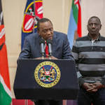 Kenyan president, election overturned by court, attacks judiciary
