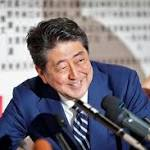Japan's Abe vows to put education spending before budget balance