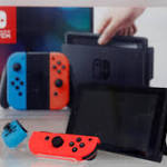 Nintendo doubles profit outlook on strong Switch console sales