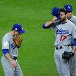 The Dodgers couldn't hit a fastball in Game 3, and the Astros could hit everything