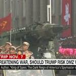 Trump visit to DMZ unlikely, White House says