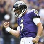 Miami Dolphins vs. Baltimore Ravens NFL LIVE SCORE UPDATES (10/26/17)