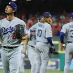 Yu Darvish had one of his worst starts on the biggest stage
