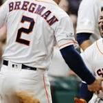 Astros win first AL pennant; Justin Verlander named ALCS MVP