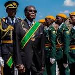 Behind Mugabe's Rapid Fall: A Firing, a Feud and a First Lady