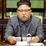 North Korea fires missile that shows it can hit 'everywhere in the world'