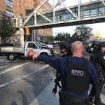New York attack: Suspect charged with terrorism offenses