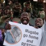 How Zimbabweans celebrated the end of Robert Mugabe