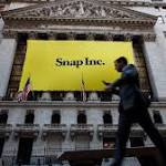 Snapchat redesign is in the works amid weak growth in users and ad sales
