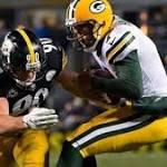Packers say helmet-to-helmet hit ruined final drive