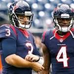 Tom Savage thrust into Texans' starting role after Deshaun Watson injury