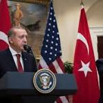 Trump tells Turkish president US will stop arming Kurds in Syria