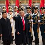 In China, Trump Places His Bets on Flattering Xi Jinping