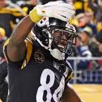 Brown, Steelers withstand Packers with last-second FG
