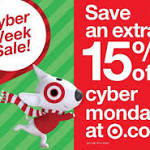 Target 'Cyber Monday' 2017: Early Apple, Google, Samsung Deals