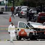 Investigators probe New York attack suspect's communications while Trump calls for death penalty