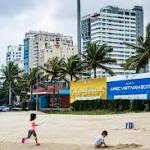 In Danang, Vietnam, Trump Makes a Friendlier American Landing