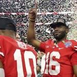 Ohio State beats USC in marquee Cotton Bowl showdown