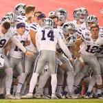 Cactus Bowl score: With Josh Rosen out, Kansas State routs UCLA in second half