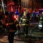 Fire in New York City apartment block kills 12 including four children
