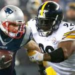 Ex-Steelers LB James Harrison signs with Patriots