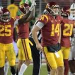 No. 9 USC holds off No. 15 Stanford for first Pac-12 championship since 2008