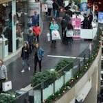 Retailers see biggest increase in holiday sales since 2011, report says