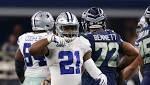 Prescott sees humbling side of NFL, bright Cowboys future
