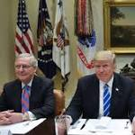 Tax reform is why Republicans haven't turned on Trump