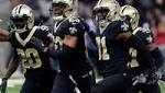 Saints beat Falcons, clinch 1st playoff berth since '13