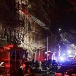 Bronx apartment fire kills 4 children, 8 others