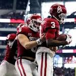 Oklahoma rolls to Big 12 title with 41-17 win over TCU