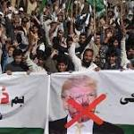 Trump's message: If Afghanistan isn't going well, Pakistan's to blame