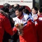 North, South Korea hockey players team up for Olympics