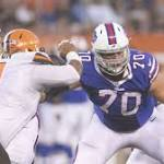 Bills center Eric Wood to retire due to neck injury