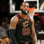 LeBron: We can 'easily get bounced early' if playoffs started today