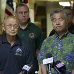 As panic subsides, Trump officials call Hawaii missile scare a state issue