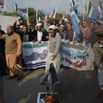 Pakistan official accuses US of betrayal after suspension of military aid