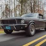 Ford brings back 'Bullitt' Mustang — and finds the original