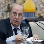 Palestinian officials vote to suspend recognition of Israel, security cooperation