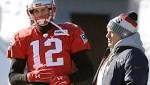 Tom Brady will start against Jaguars despite cut on hand, sources say