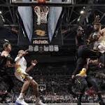 Golden State Warriors show off firepower, while Cleveland Cavaliers show flaws in Finals rematch