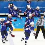 US Women's Hockey Team Wins Gold, Beating Canada In Penalty-Shot Thriller